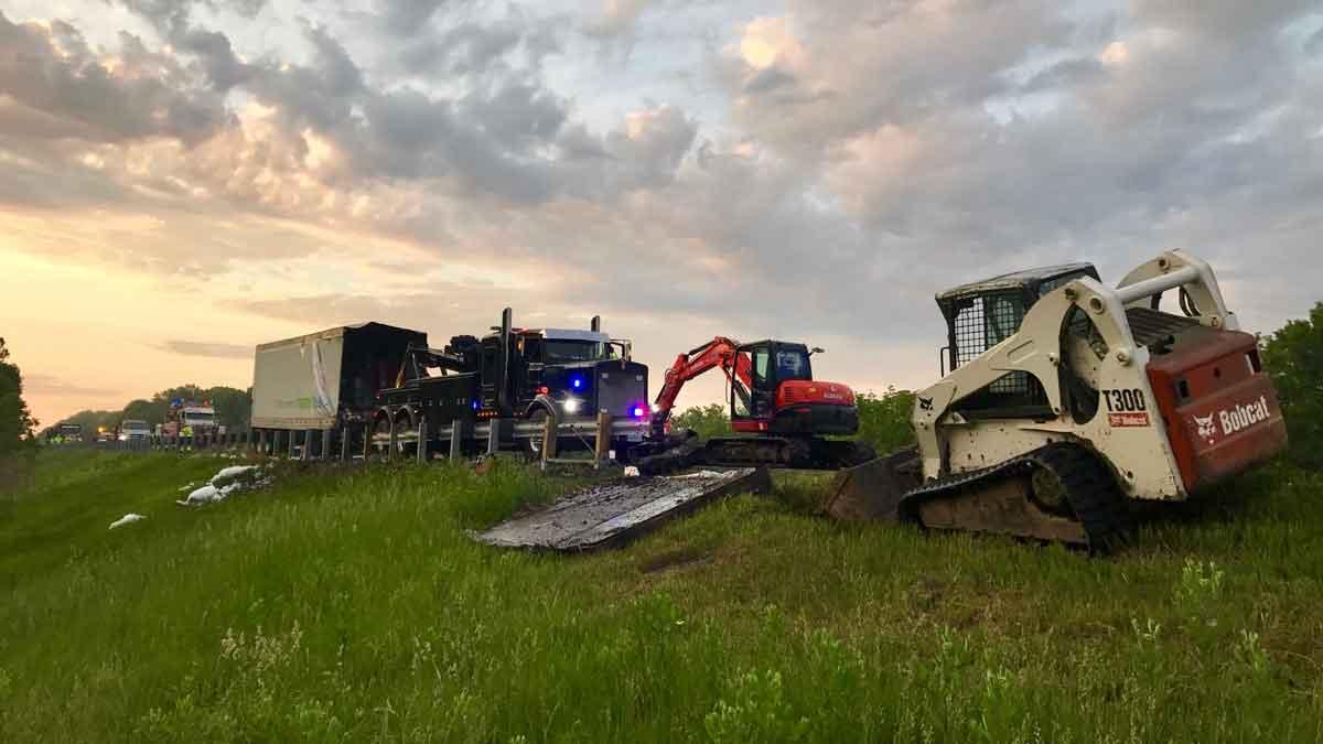 HAZMAT Columbia MO, Site Remediation I-70, US 63, US 24   573-449-3336